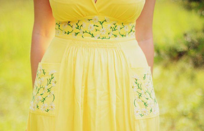 Daisy Crowns & Golden Fields