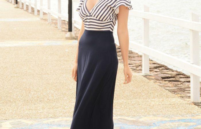 1930s Beach Dress