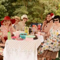 Vintage Weekends – A Vintage Picnic